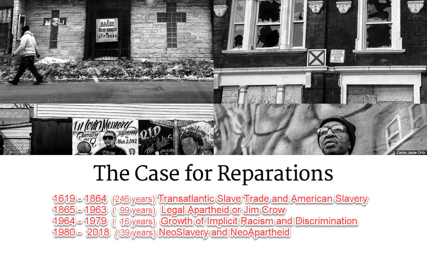 case of reparation