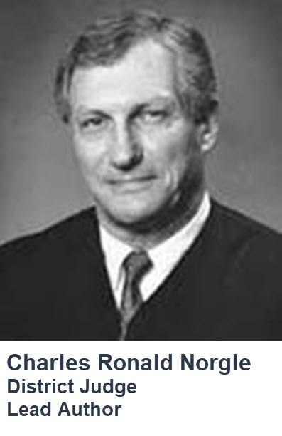 Judge Charles Ronald Norgle